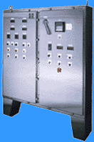 image of sanitary control panel