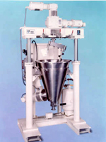 image of lab vertical blender